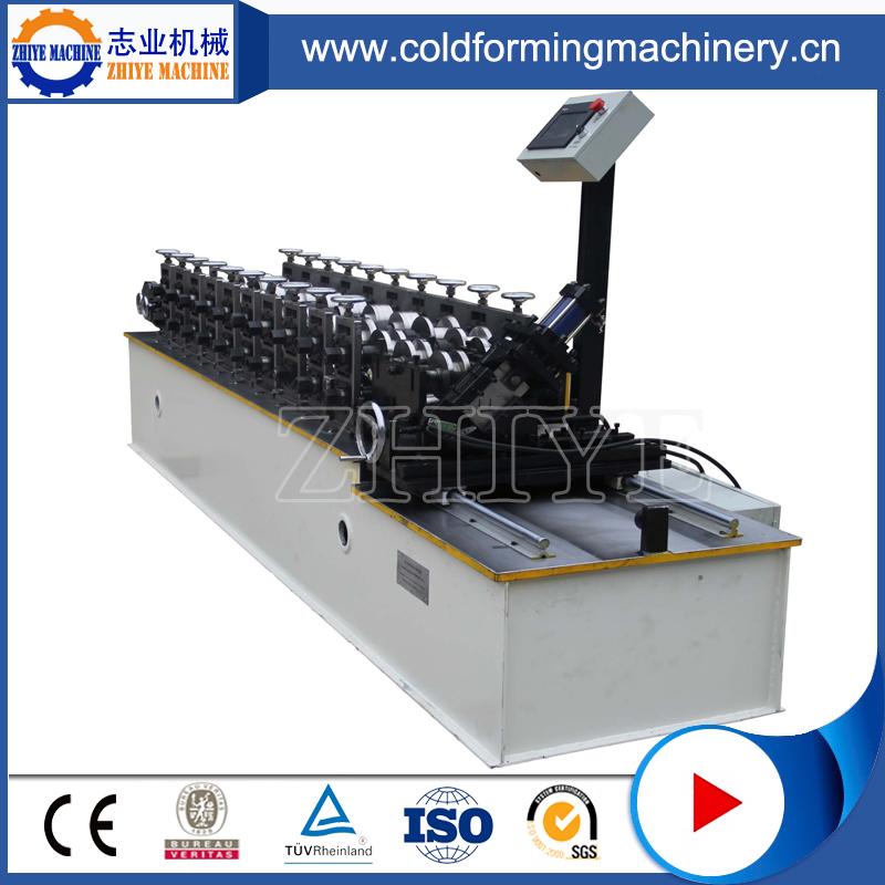 Easy-operated carbon steel metal stud machine