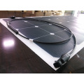 Module solaire flexible flexible de Sunpower d'ETFE de 100W