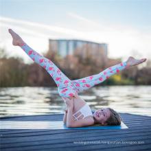 Lovely Kids Childern Print Yoga Leggings