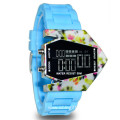 New Waterproof LED Electronic Watch Women Luminous Watches