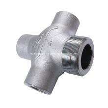 Instalación de tuberías de junta cruzada de alta calidad