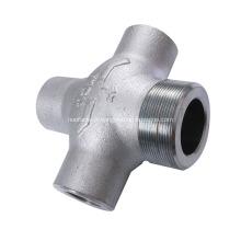 Raccord de tuyau à joint croisé de haute qualité