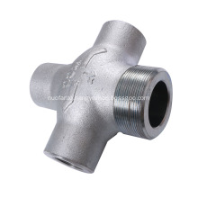 High Quality Cross Joint Pipe Fitting