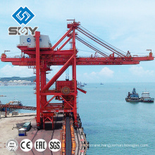 Ship load and unload crane More questions, please send message to us!