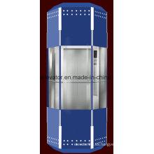 Precioso y barato ascensor panorámico precio
