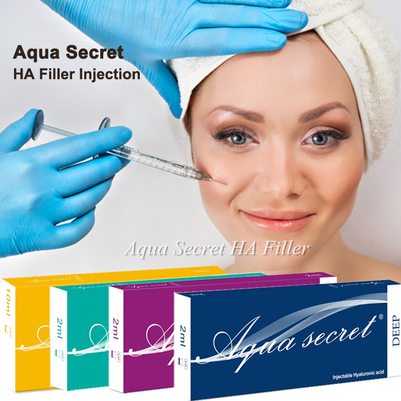 Anti-Wrinkles Dermal Filler for Rejuvenation