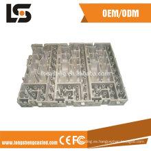 De aluminio de fundición de piezas de repuesto para la comunicación adjunta