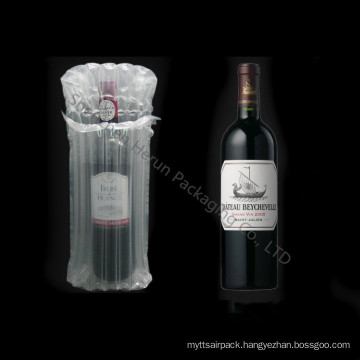 Promotional Inflatable Air Column Bags for Wine Bottle