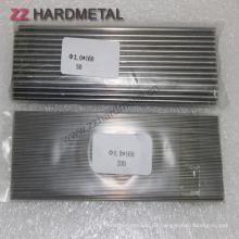 ISO Standard Polierfläche 330mm Vollhartmetallstab