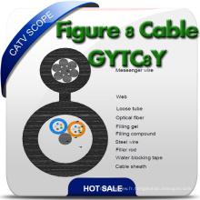Câble à fibre optique Aerail Figure 8