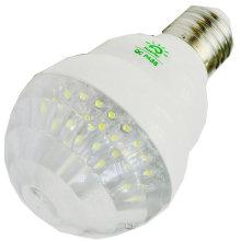 110v 220v e27 boîtier à ampoule led 3w 60 leds light shenzhen