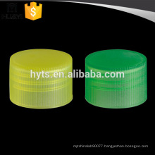 plastic screw 28mm bottle cap for sale