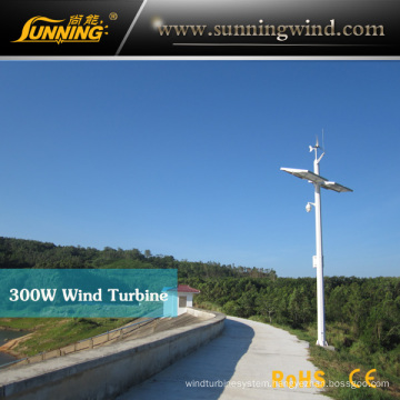 Sunning 300W Wind Turbine 24V Output (mini 3)
