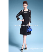Autumn Vintage Front Embroidered Ethnic Printed Coat For Fat Elegant Women