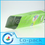 Stand up Doypack Aluminum Foil Zipper/ Ziplock Plastic Food Packaging Bag