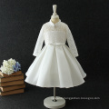 2018 Elegant Traditional Chinese Long-sleeve Workmanship Children Wedding dress