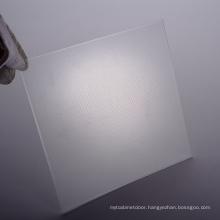 OLEG professional advertising customized led light guide acrylic sheet