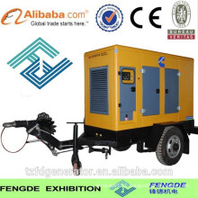 BEST PRODUCT OF 20KW 4OOV SILENT TYPE GENERATOR