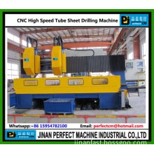 High Speed CNC Tube Sheet Drilling Machine