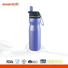 Nouvelle bouteille d'eau potable en acier inoxydable
