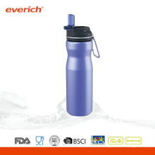 New design drinking stainless steel sport water bottle