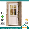 White Primed Wooden Composite Door for Hotel Project