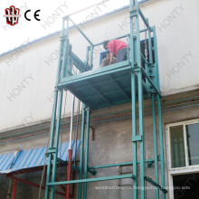 Lift Chain Lift Mechanism and Hydraulic Lift Drive / Actuation electric hydraulic ladder