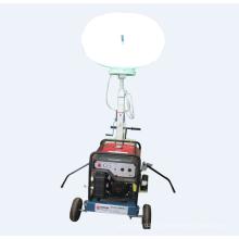 Баллонный портативный дизель-генератор башенного освещения