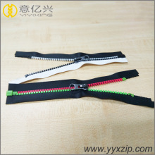No.5 auto lock 7 inch long waterproof zipper