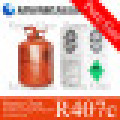 R407c Refrigerant Gas 11.3kg / 25lb pour Air Conditioning