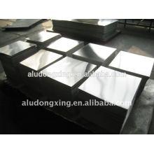 Placa / folha de alumínio anodização de série 5000 com melhor preço e qualidade