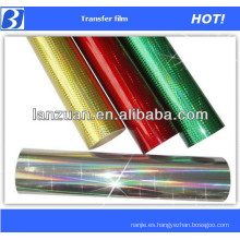 aluminum metallized polyester film