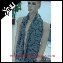 2014 Winter Mongolia Printed Cashmere Scarf