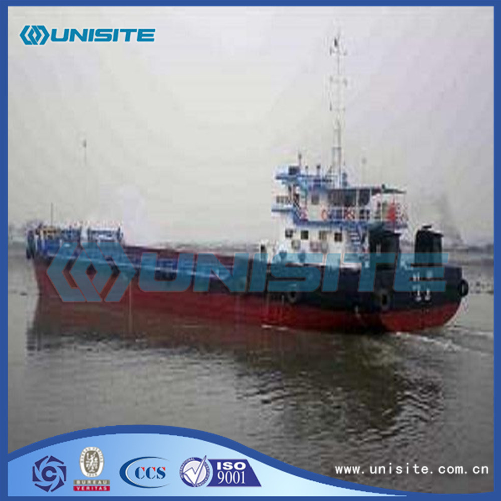 Custome Self Propelled Barge Design for sale