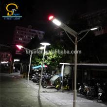 Novo design levou jardim luz retrofit solar tudo em uma luz de rua