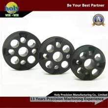 Cnc-Aluminium-Bearbeitungsauto-Drossel-Gewohnheit CNC-Bearbeitung
