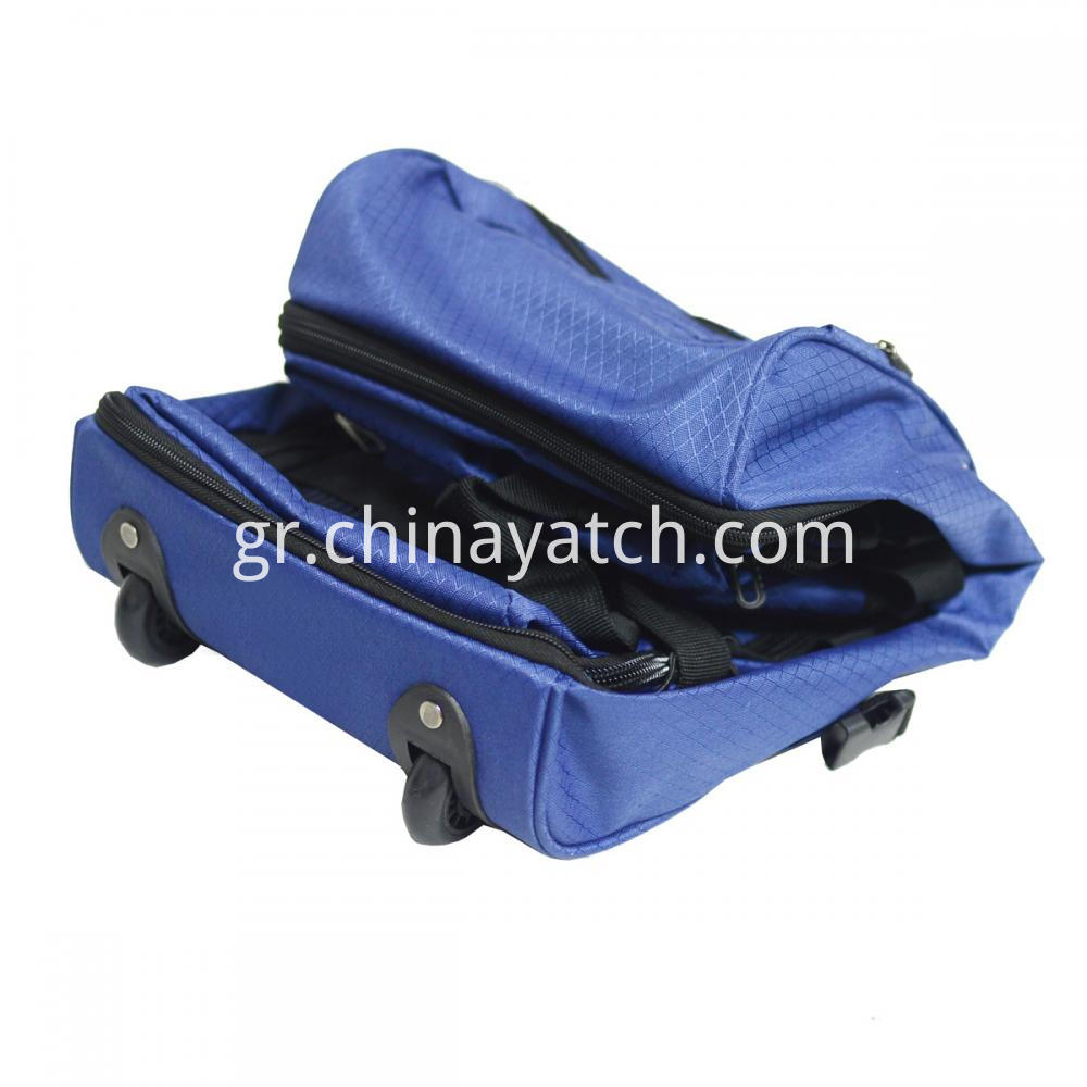 Foldable Wheeled Backpack