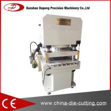 Machine hydraulique de presse de film de graphite de la conductivité thermique élevée 300ton