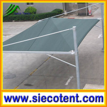 Wholesale goods from china outdoor carport aluminum shelter/ribe