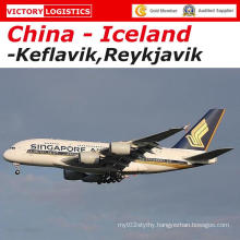 Cheap Door to Door Air Express Delivery to Iceland