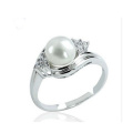 Promise Pearl Rings for Girlfriend