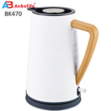 360 Degree Cordless Base Water Tea Pot Boiler with Auto Shut Off Boil Dry Protection Stylish Electric Jug Kettle