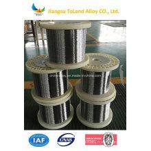 1J50 Fe-Ni en alliage magnétique doux pour l'industrie électronique