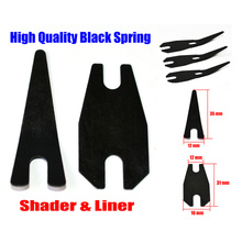 High Quality Black Shader And Liner Tattoo Spring