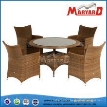 Dining Set Dining Table and Chairs Wicker Chair