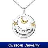 Bulk Custom Made Necklace Custom Jewelry