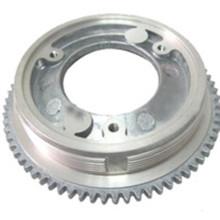 Boîtier à engrenages en aluminium à usages spéciaux en aluminium OEM