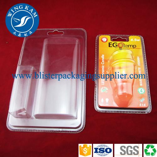 Clamshell Blister Packaging