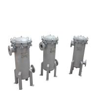 40 pulgadas de acero inoxidable de precisión de filtro de tratamiento de agua