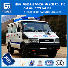 IVECO ambulancia 4X4 NJ2044XJHG (LHD) IVECO ambulancia 4X4